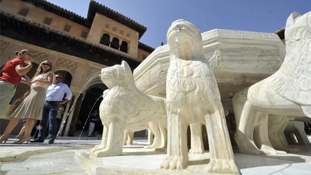 La nueva web de la Alhambra estará lista previsiblemente en septiembre
