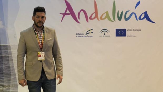Antonio Caballero Doménech, empresario de Palma del Río
