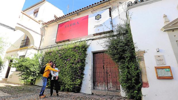 Futuro hotel en la calleja de Las Flores