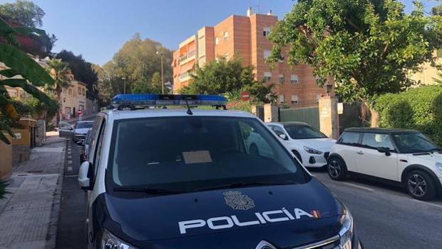 Avenida de las Caballerizas de Málaga, donde han sucedido los hechos