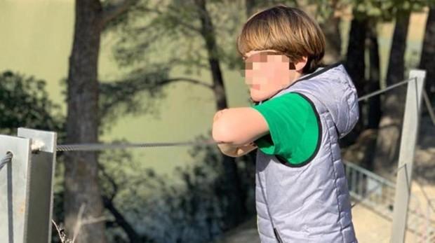 David ha sido rechazado por ser autista de un campamento deportivo