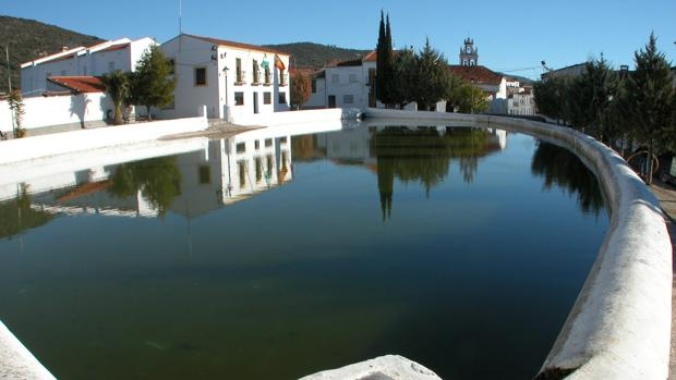 La Laguna de Cañaveral de León