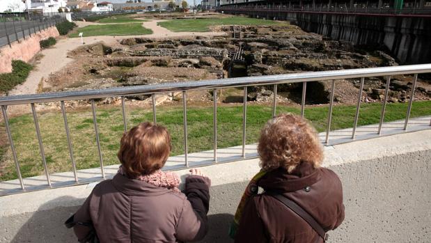 Yacimiento arqueológico de Cercadillas