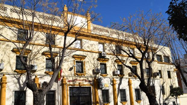 Cuartel de la Guardia Civil de Jaén