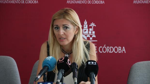 Lourdes Morales, concejal de Transformación Digital