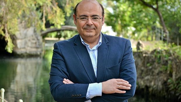 Sebastián Pérez, primer teniente de alcalde en el Ayuntamientoy presidente del PP de Granada.