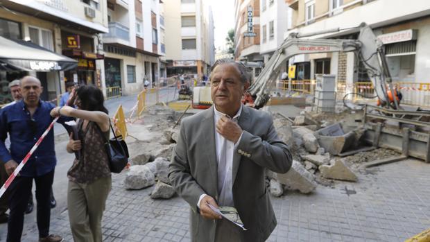 Salvador Fuentes, en una comparecencia pública reciente
