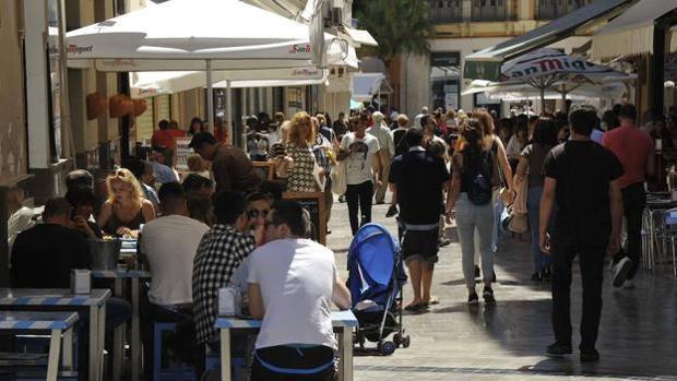 Cien Calles De Málaga Se Quedan Sin Nuevos Bares Cinco Años Más