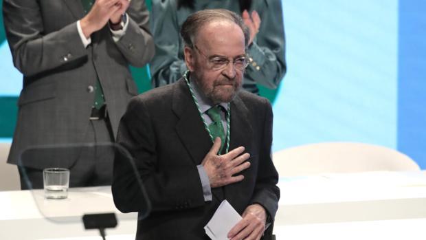 Antonio Burgos, Hijo Predilecto de Andalucía