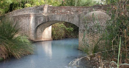Baños romanos de la Hedionda