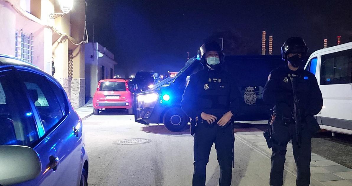 17 detenidos en el Campo de Gibraltar en una nueva operación contra el  narcotráfico