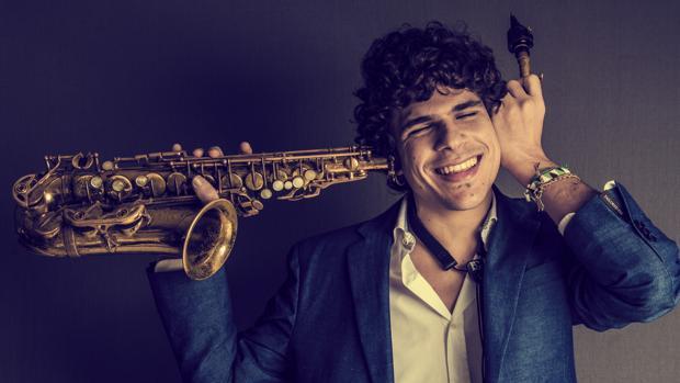 El músico gaditano Antonio Lizana