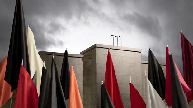 Fotografía de la serie «Emotional Architecture»