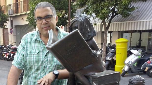 Fran Nuño es un referente dentro de la literatura infantil y juvenil