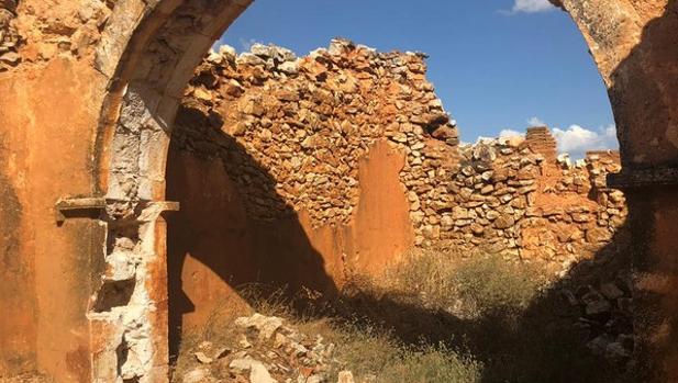 La ermita de San Lorenzo de Boós, expoliada