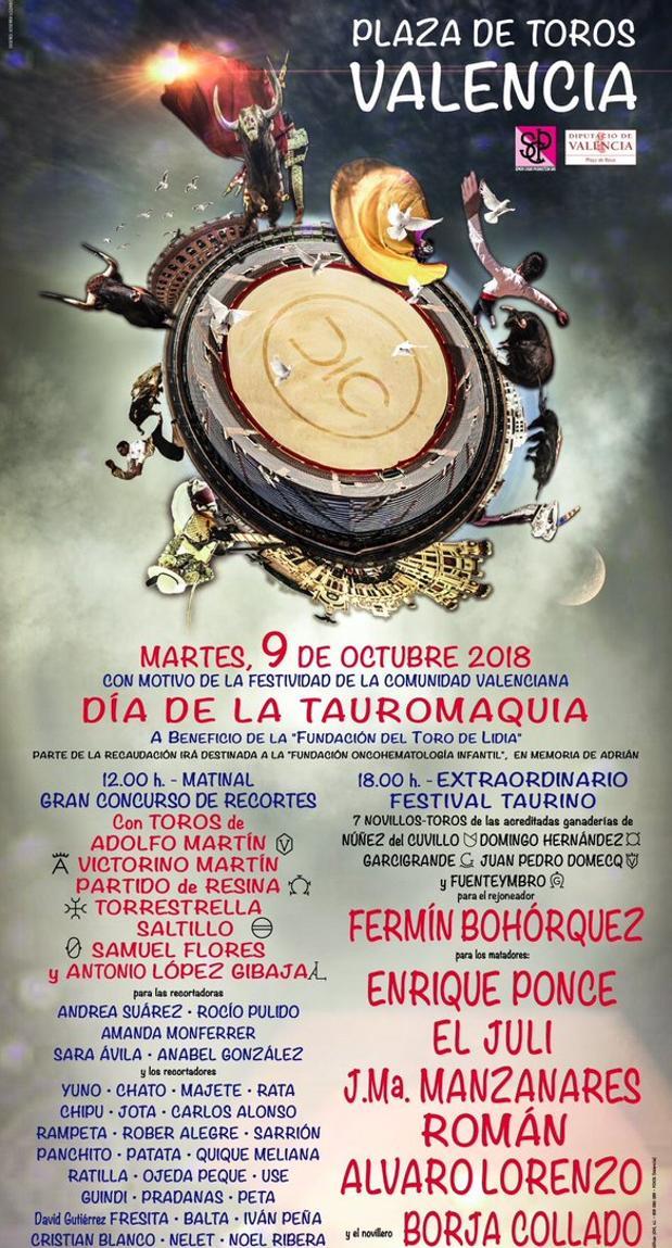 Cartel anunciador del festival