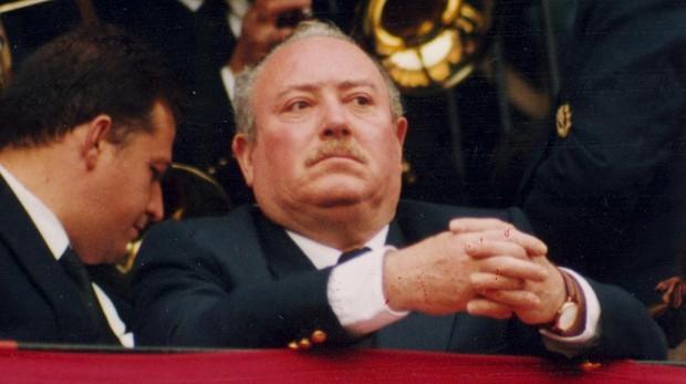 El recordado Pepín Tristán, padre del actual director