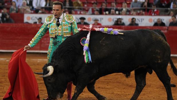 Antonio Ferrera, en Insurgentes