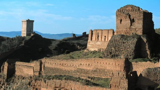 El Castillo Mayor de Daroca