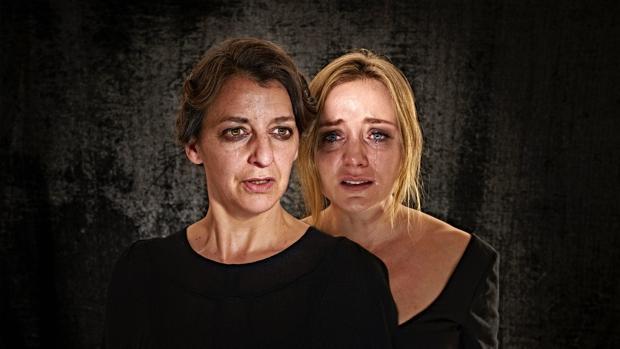 Goizalde Núñez y Ángela Cremonte son sus actrices