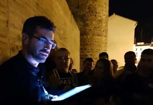 Antonio Pastor: «Si pienso que los fantasmas existen no ...