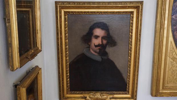 El enigmático «Retrato de español con bigotes» atribuido a Diego Velázquez y que se exhibe en los Museos Capitolinos de Roma