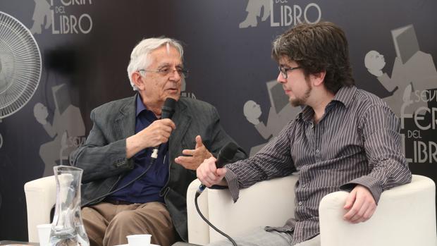Presentación de los libros de Antonio Rodríguez Almodóvar y Díaz Velázquez