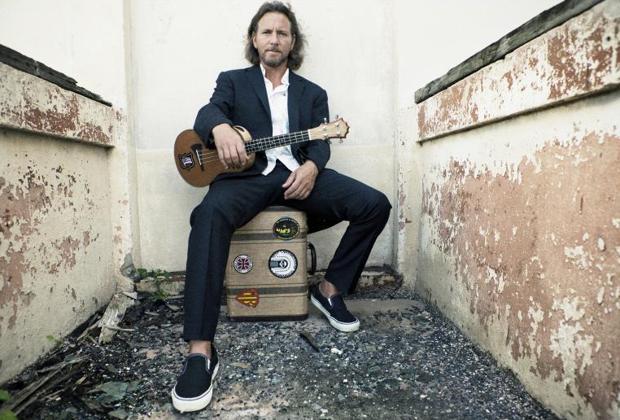 Eddie Vedder, en una fotografía promocional