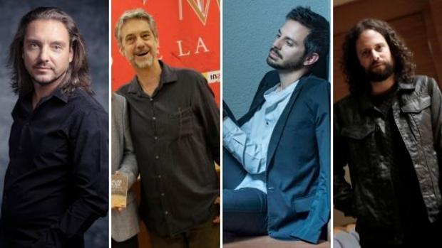 Javier Núñez, Ventura Rico, Juan Sancho y Fahmi Alqhai, músicos barrocos sevillanos