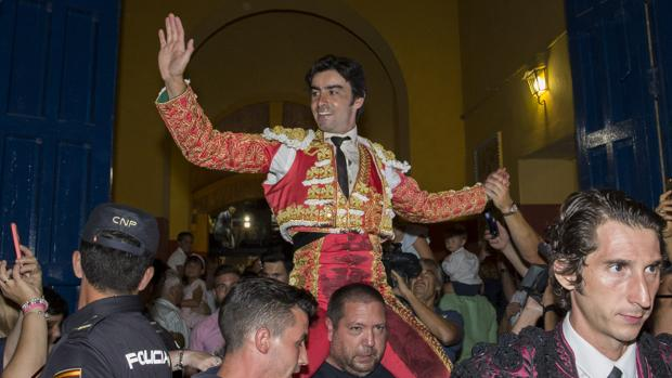 Un contundente Perera reconquista Huelva