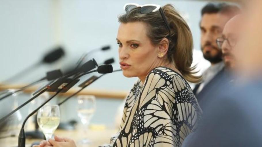Ainhoa Arteta: «A mí Plácido Domingo no me puso una mano encima»