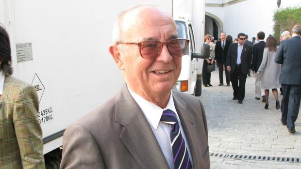Andrés Luque Gago en una imagen de archivo