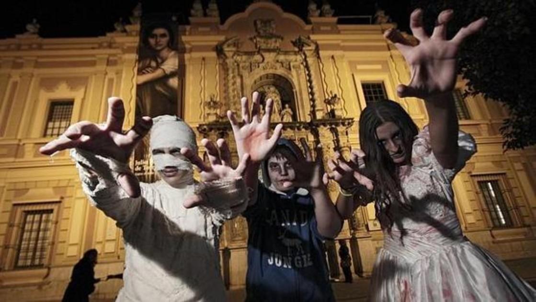 Los Planes Más Terroríficos Para Disfrutar De Halloween 2019 En Sevilla
