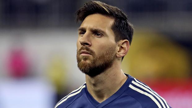 Messi jugará para levantar su primera copa con Argentina