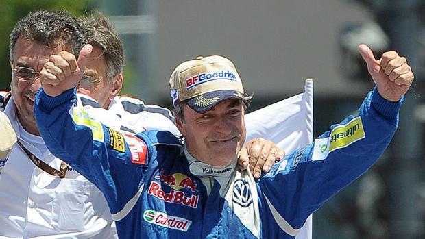 Carlos Sianz, campeón en la edición de 2010