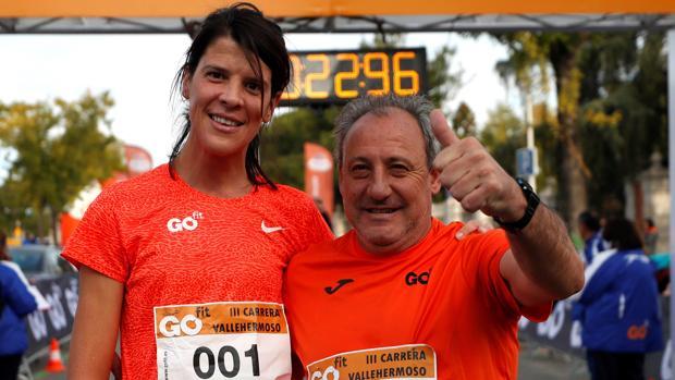 El campeón olímpico Fermín Cacho –junto a Ruth Beitia–, correrá la Zurich Maraton de Sevilla 2019