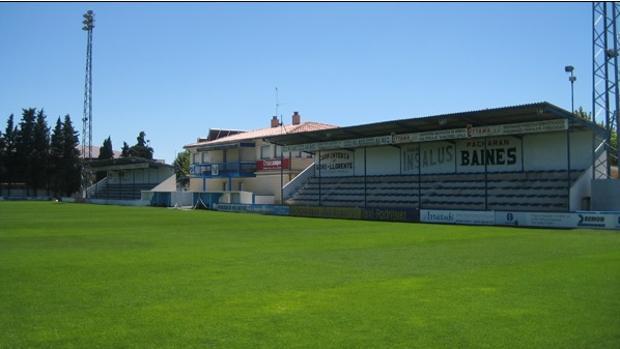 El Estadio San Francisco de Tafalla (Peña Sport) el campo que más playoff de Ascenso ha acogido