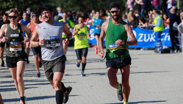 Todas las galerías de fotos del Zurich Maratón de Sevilla 2020