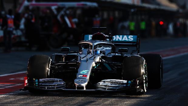 Hamilton, el primero en volver con un test privado en Silverstone