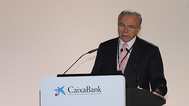 Isidre Fainé, presidente de la Confederación Española de Cajas de Ahorros (CECA)