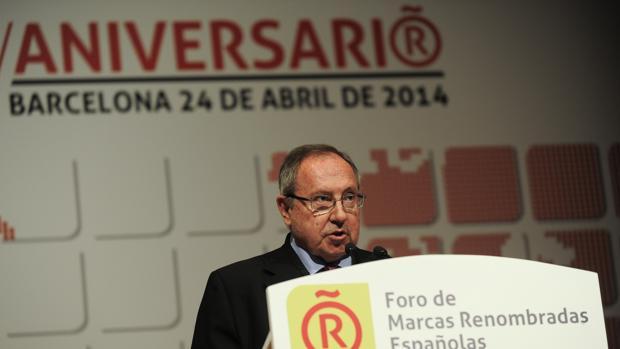 José Luis Bonet, presidente del Foro de Marcas Renombradas Españolas