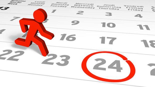 El plazo acaba este mes y hay dos fechas diferentes