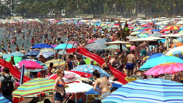 Playa de Salou (Tarragona)