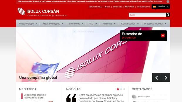 Isolux ha acordado con sus acreedores reestructurar 2.000 millones de euros de deuda