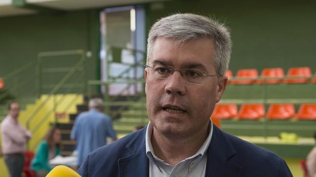 El secretario de Estado de Hacienda, José Enrique Fernández de Moya