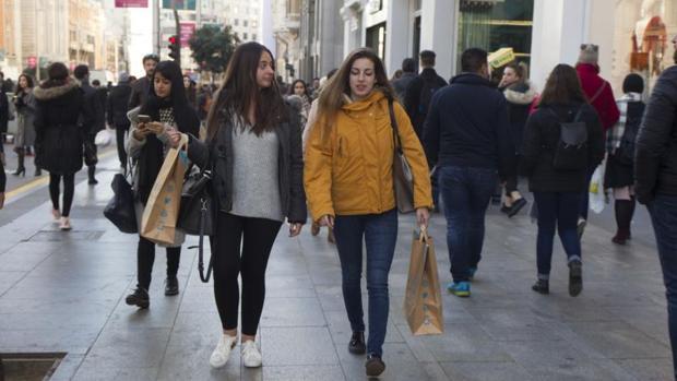 En febrero se observó un aumento en las expectativas de consumo (2 puntos más)