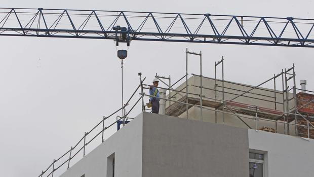 Construcción de viviendas en Sevilla