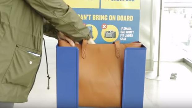 La nueva política de equipaje de mano de la compañía irlandesa