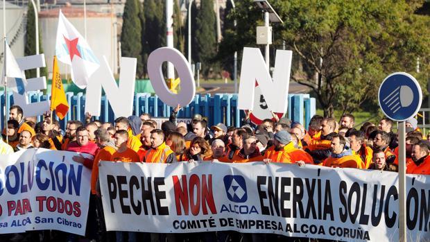 El Gobierno no quiere más casos Vestas y Alcoa, por parte de empresas que tras recibir ayudas para paliar la alta factura eléctrica deciden posteriormente cerrar