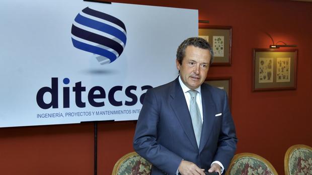 Gonzalo Madariaga, presidente de Ditecsa